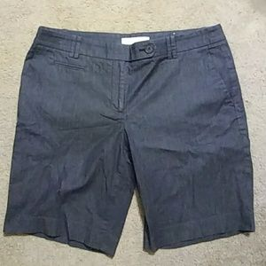 NWOT Loft Denim Shorts